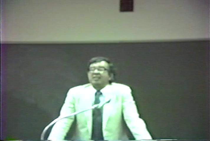 Larry McMurtry Reading (1985)